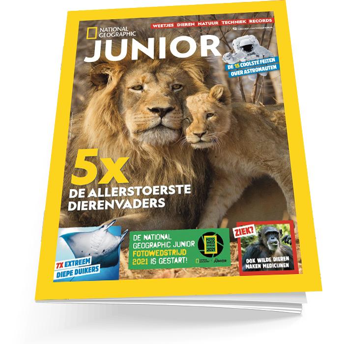 Nat Geo Junior editie 12