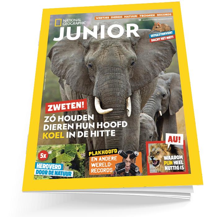National Geographic Junior editie13