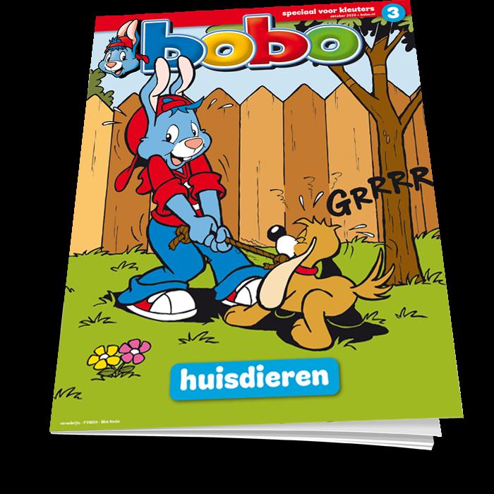 Bobo editie 3 2020-2021