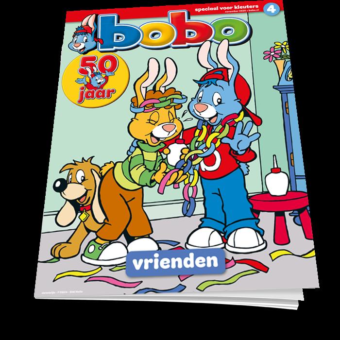 Bobo editie 4 2020-2021