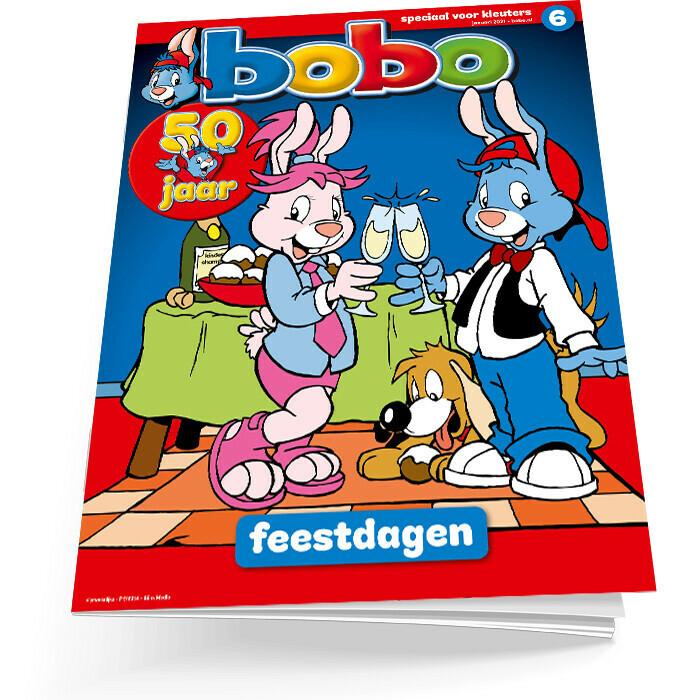 Bobo editie 6 2020-2021