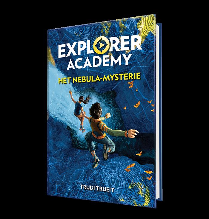 Explorer Academy Het nebula mysterie