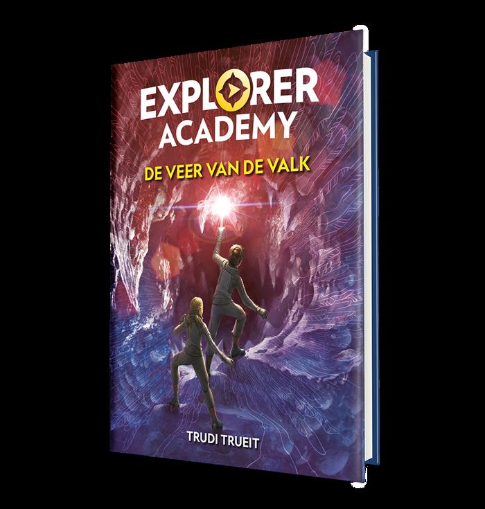 Explorer Academy de veer van de valk