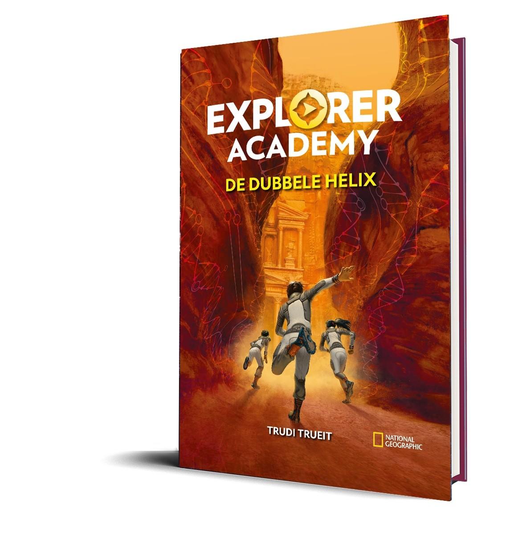 Explorer Academy De Dubbele Helix