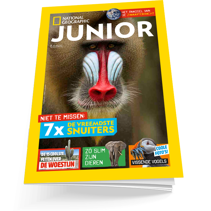 Nat geo junior editie 3 2020-2021