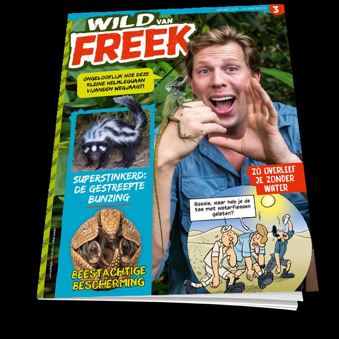 wild van freek editie 3 2020-2021