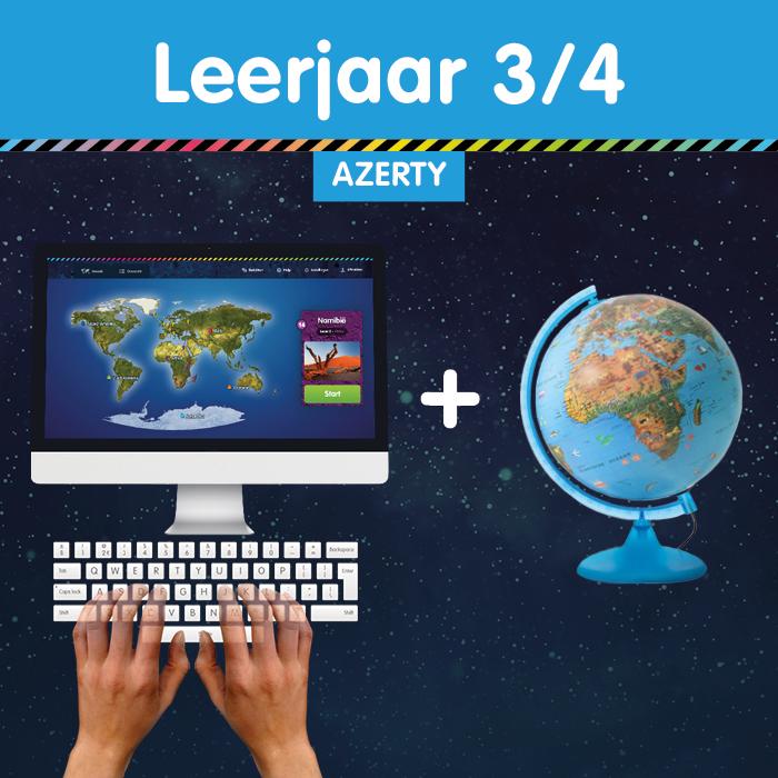Pica Typen Belgie Leerjaar 3 en 4
