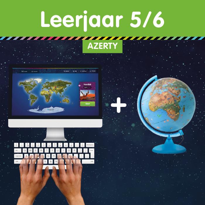 Pica Typen Leerjaar 5 en 6 Belgie