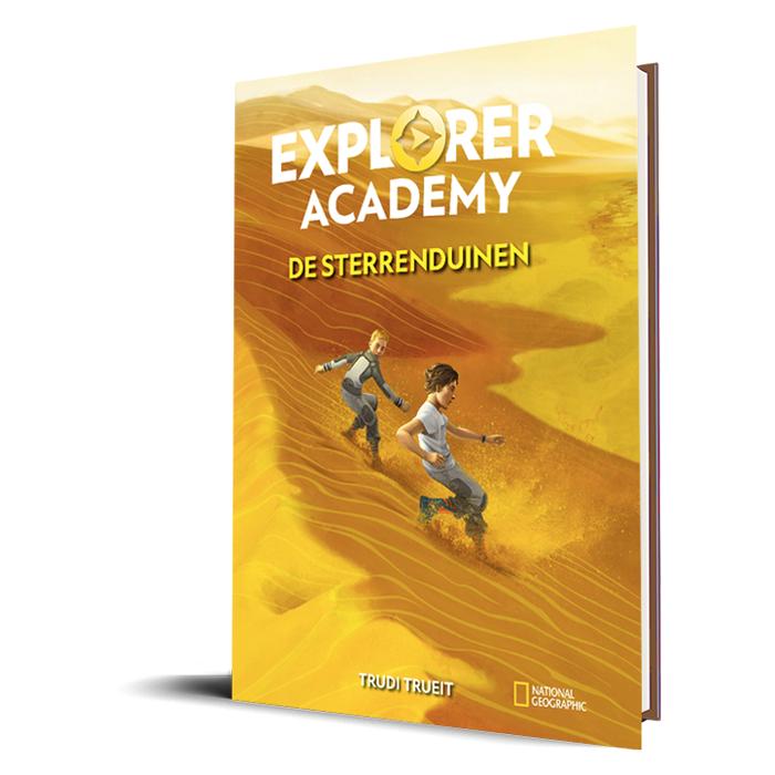 Explorer Academy deel 4 sterrenduinen