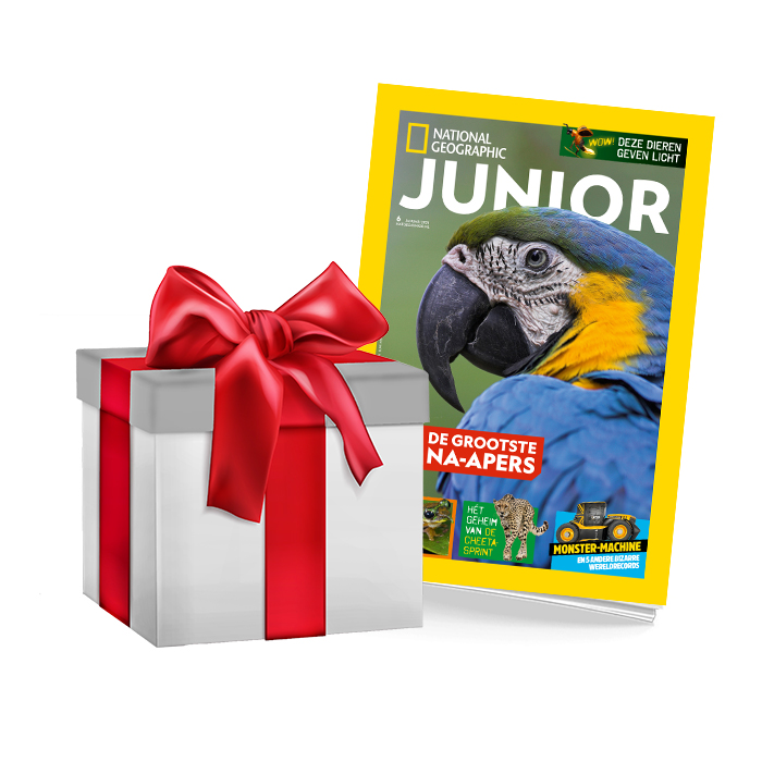 Nat geo junior cadeau