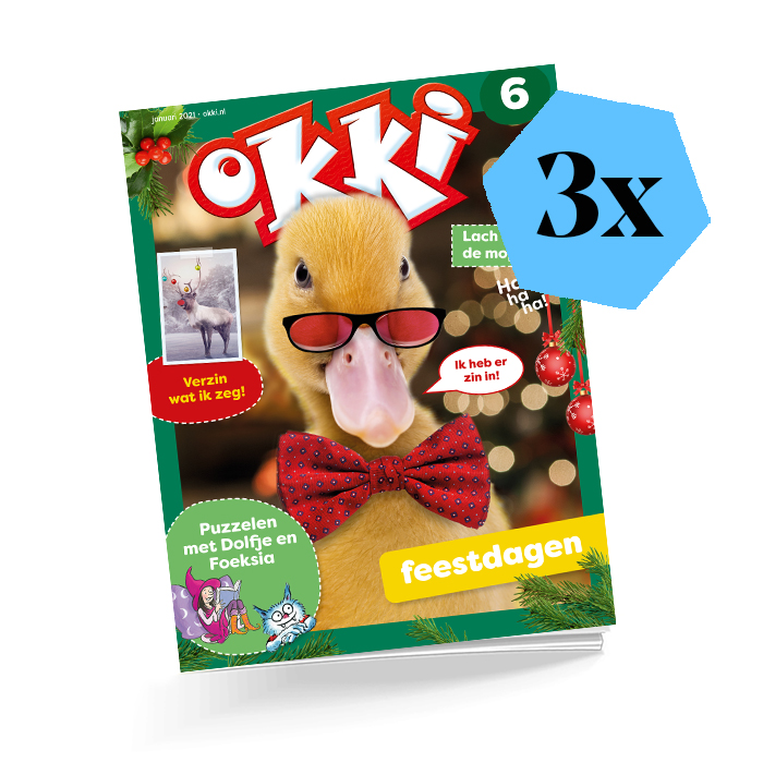 Okki cadeautip