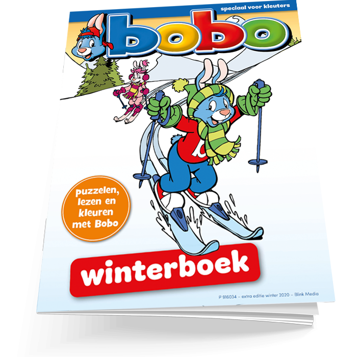 bobo winterboek 2020