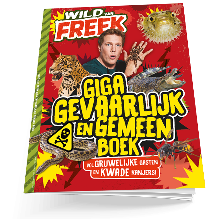 Wild van freek winterboek