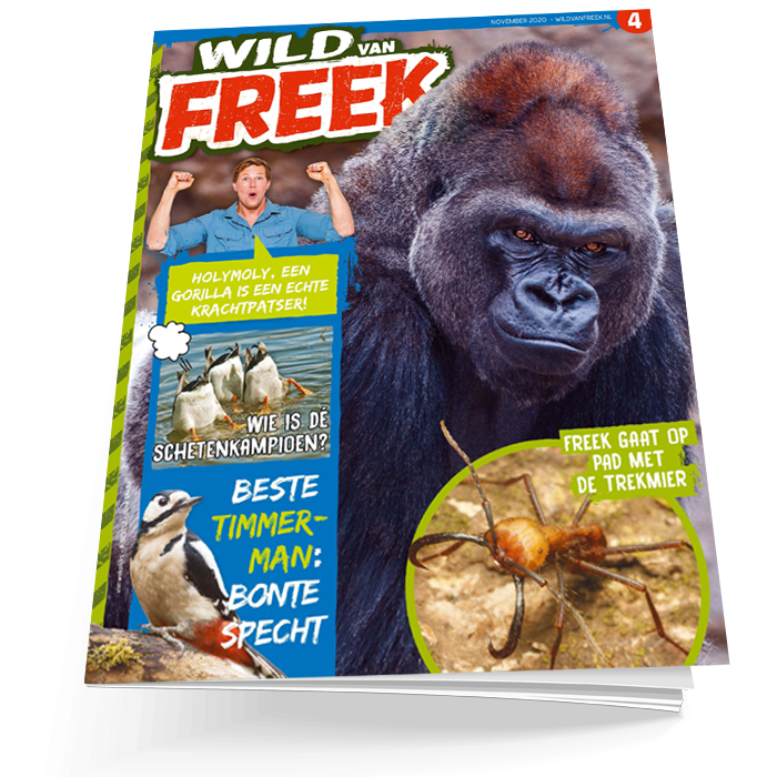 wild van freek editie 4 2020-2021