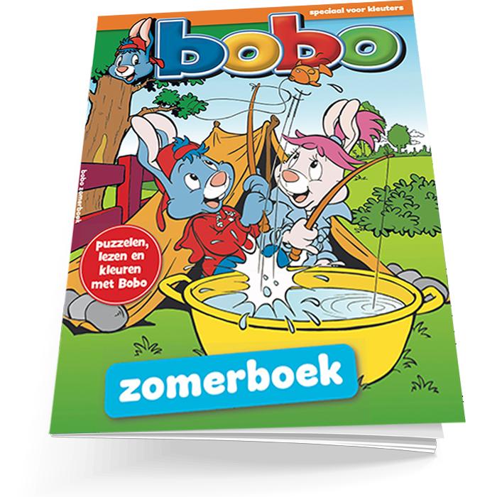 Bobo zomerboek 2021