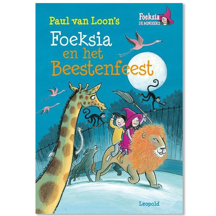 Foeksia en het Beestenfeest boek