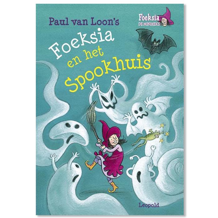 Boek Foeksia en het Spookhuis