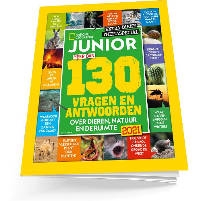 National Geographic Junior Lentespecial