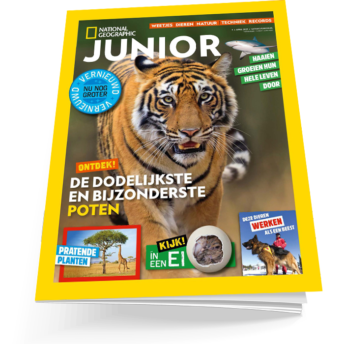 Nat Geo Junior editie 9