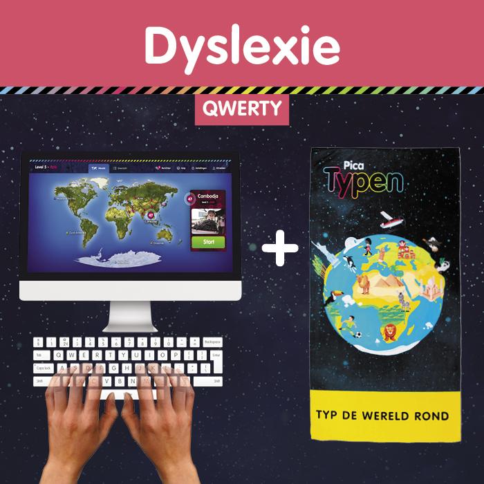 Pica Typen Nederland Qwerty Dyslexie Strandlaken