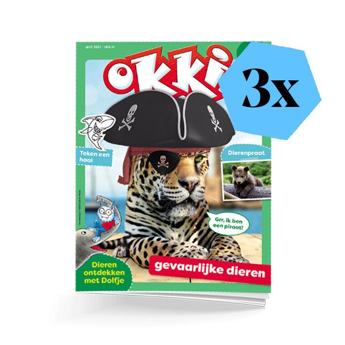 Okki 3 nummers