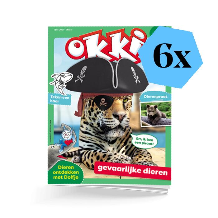 Okki 6 nummers