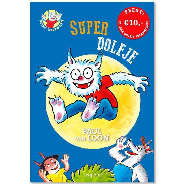 Super Dolfje Weerwolfje boek