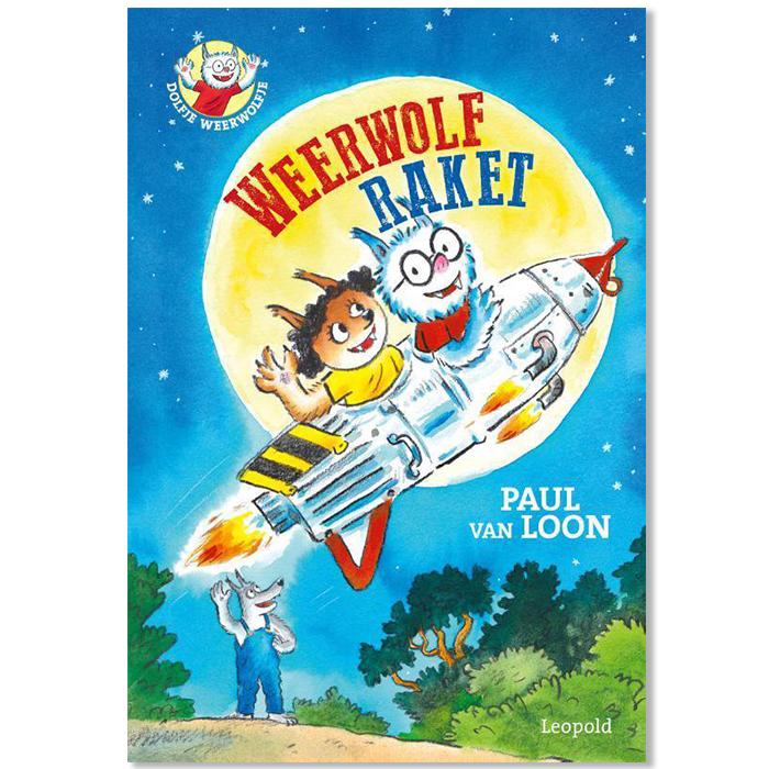 Weerwolf raket Dolfje Weerwolfje