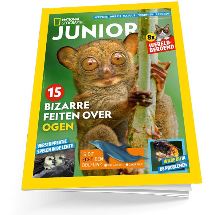 Nat Geo Junior editie 11