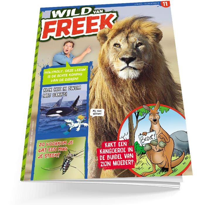Wild van Freek editie 11