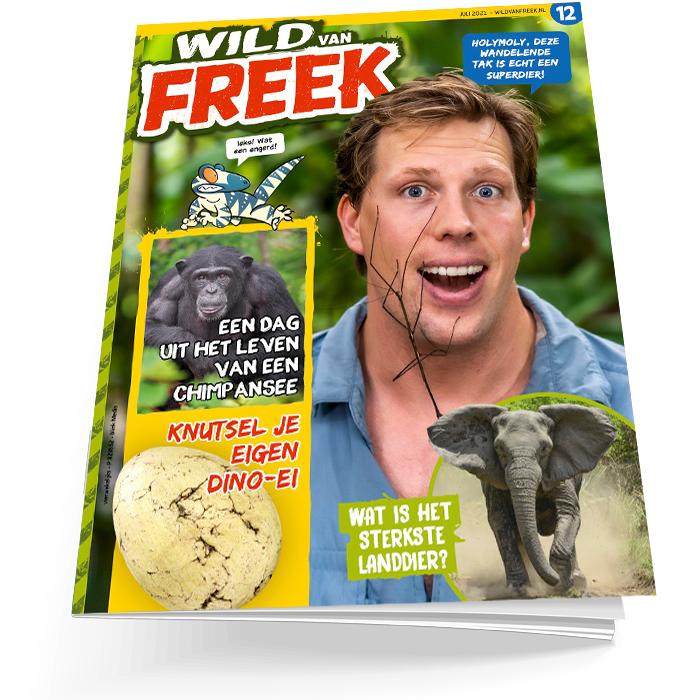 Wild van Freek editie 12