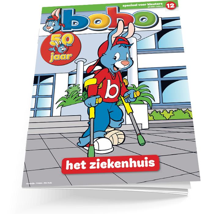 Bobo editie 12