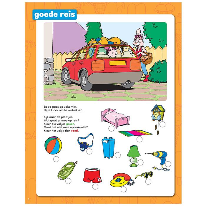 Bobo zomerboek
