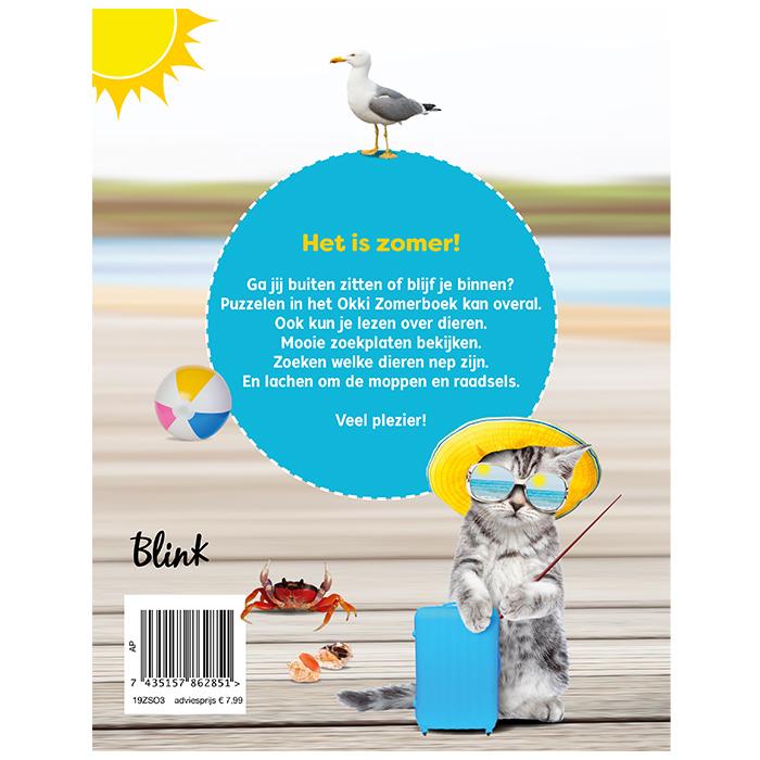 Okki zomerboek