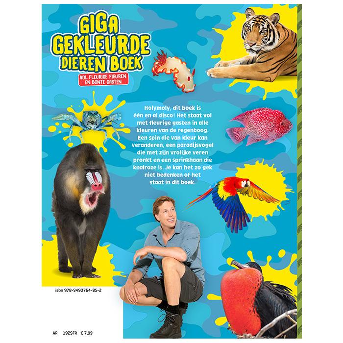 Wild van Freek zomerboek