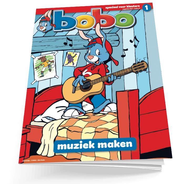 Bobo losse editie 1