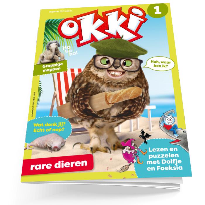 Okki losse editie 1
