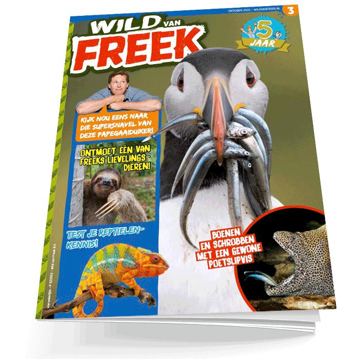 Wild van Freek editie 3